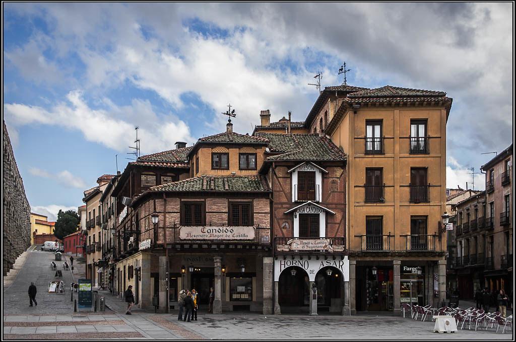 Mesón Candido - Segovia
