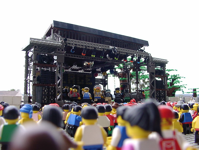 The Village People open air 2002