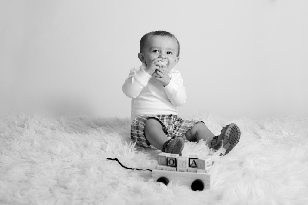 Mr. L 9 Months {Albuquerque Children's Photographer}