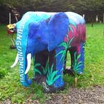 Besøg i Skulpturhaven i Svankær