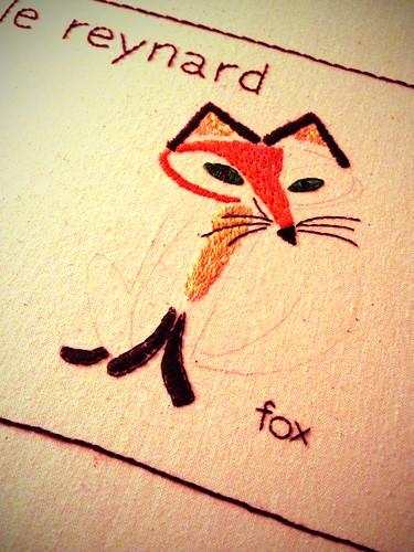 WIP fox
