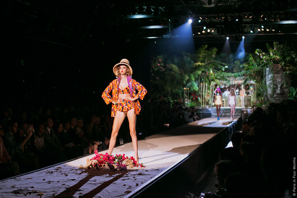 Dsquared2 Fashion Show in Milan