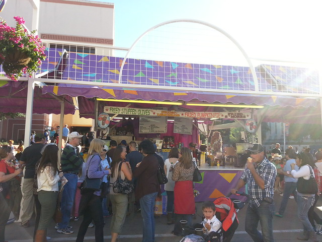 At the Texas State Fair - 2013