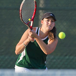 13-061 -- Womens tennis vs St. Francis.