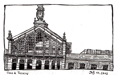 Tourcoing railway station