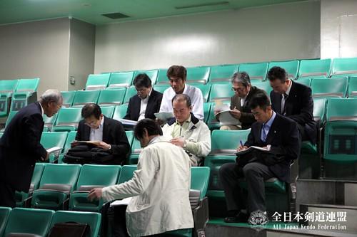 第61回全日本剣道選手権大会 係員打ち合わせ会_001