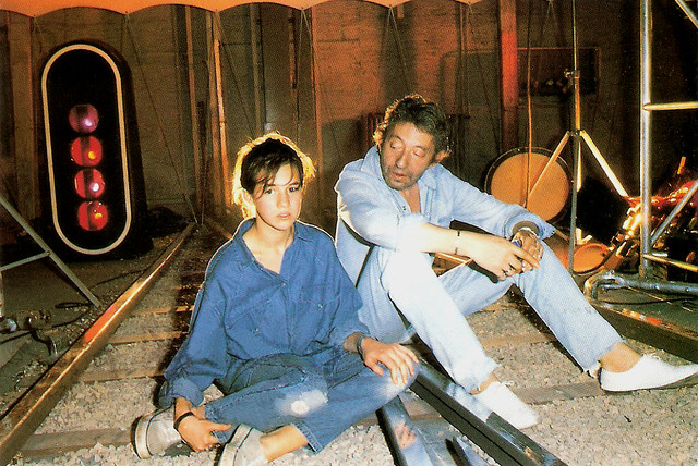 charlotte gainsbourg relationship with father