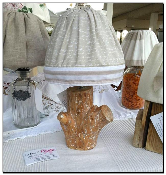lampade fatte a mano, Le Idee di Papilio