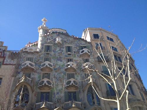 Gaudi's Casa Milà