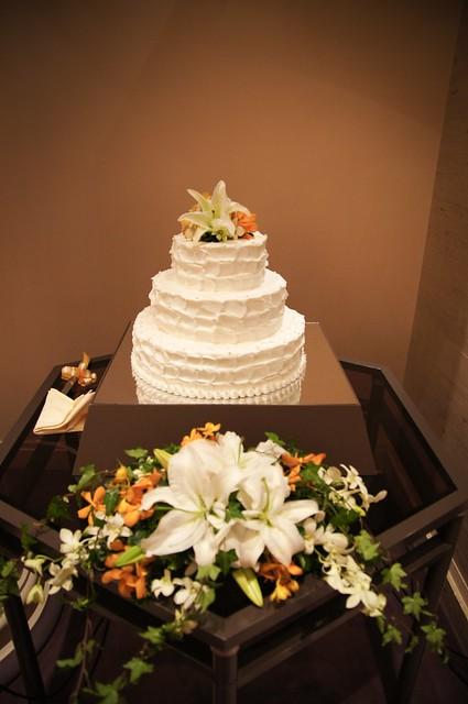 JP Wedding Cake