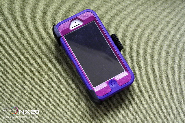otterbox defender iphone5 white