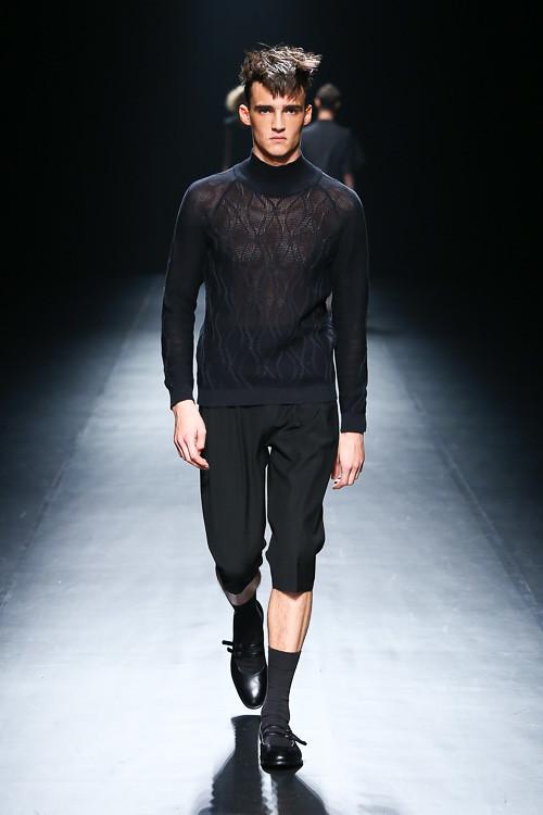 SS14 tokyo CHRISTIAN DADA018_Elliot Vulliod(Fashion Press)