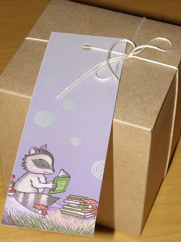 raccoon-bookmark-baby-shower