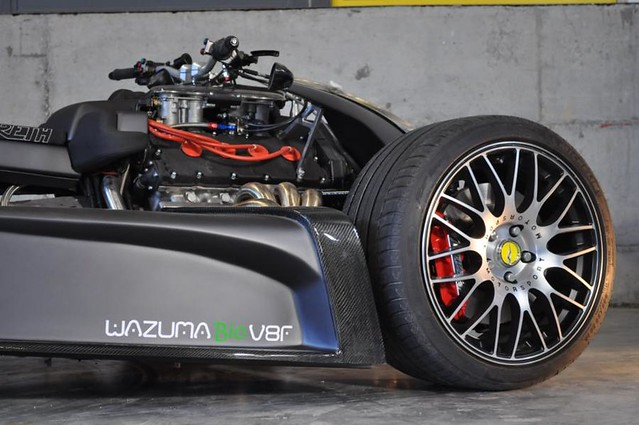 Wazuma V8F Matt Edition