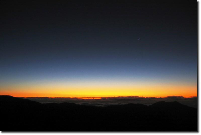 向陽日出 1