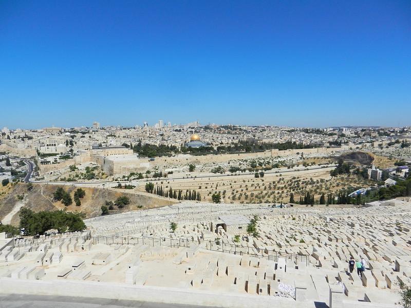 Кладбище на Масличней горе