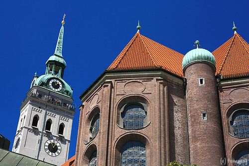 St. Peter's Church clocktower