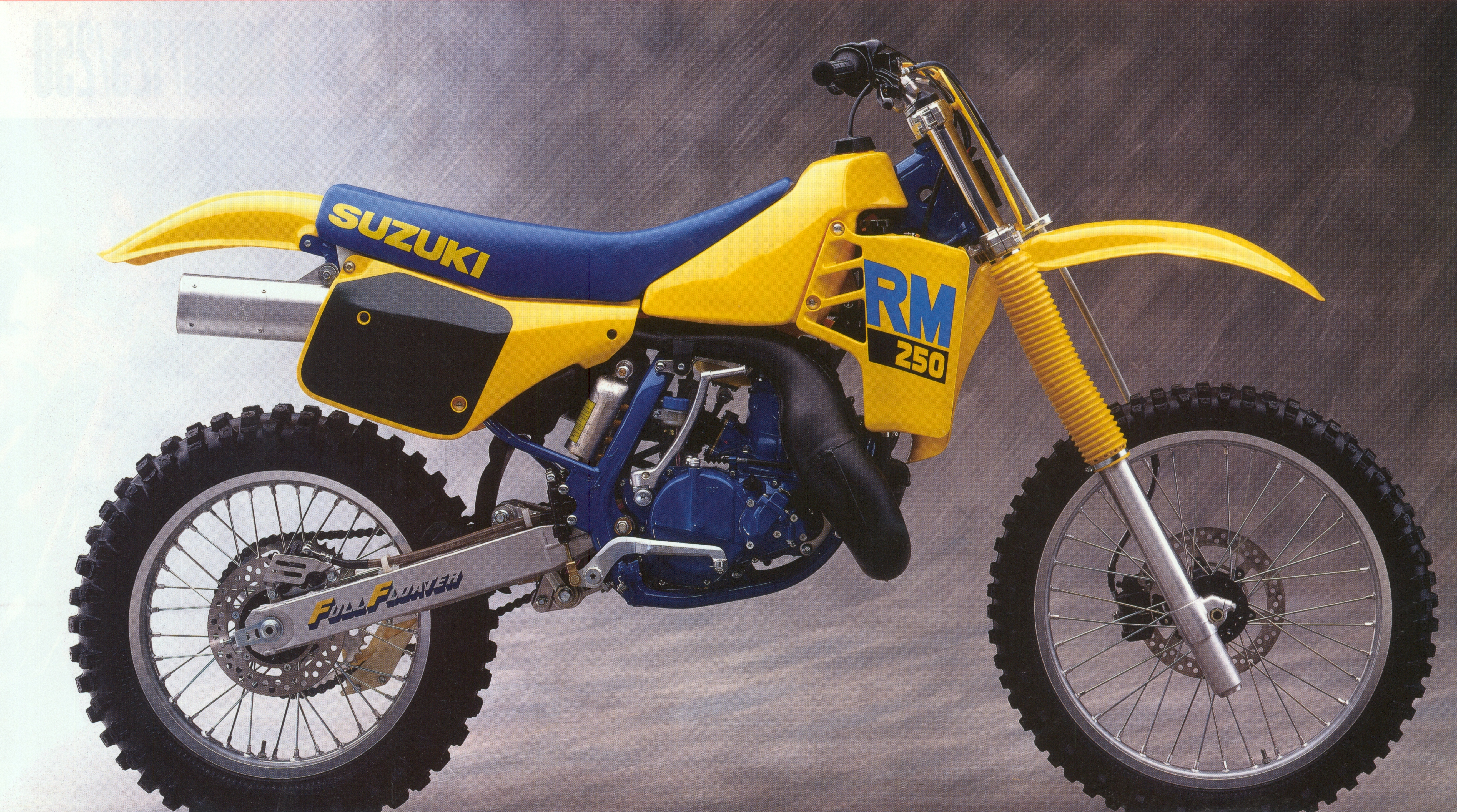 1988 rm 250 restore: finished ,but need help! - Old School Moto - Motocross  Forums / Message Boards - Vital MX