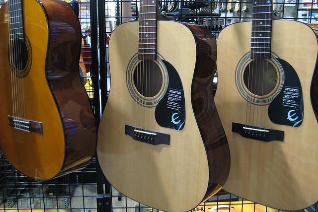 309/365: Guitars