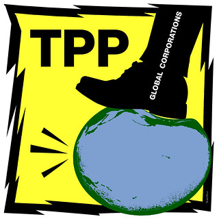 It's official: TPP leak confirms corporations to be given more power over governments - /The Rules