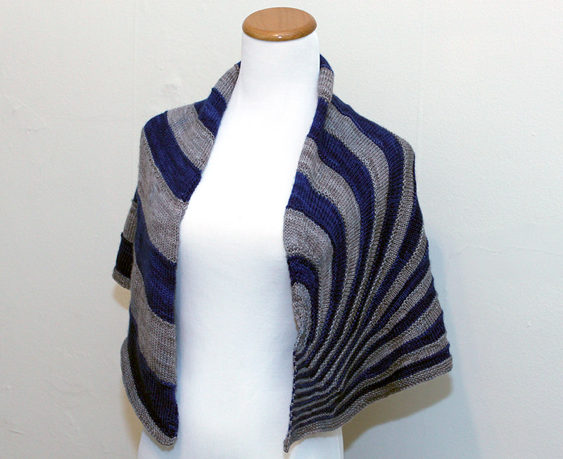 Short-Row Shawl