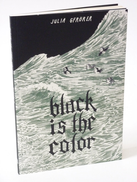 Black Is the Color cover photo