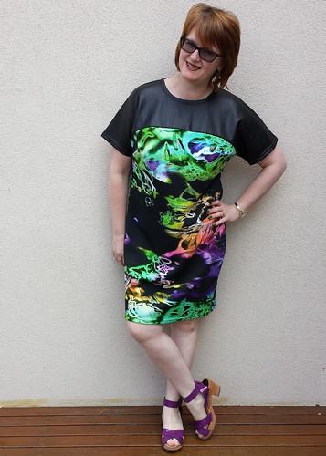Vogue 8805 dress