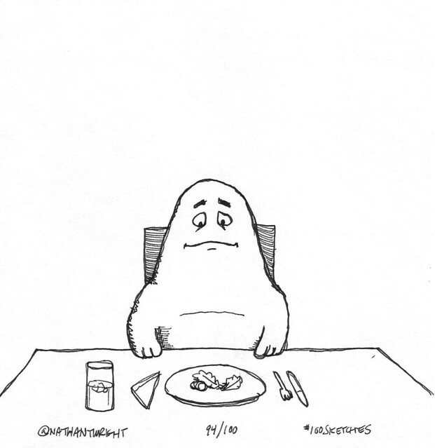 The Grimace diet