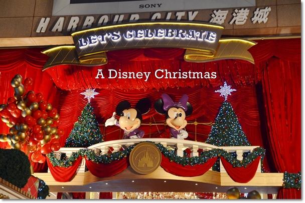 A Disney Xmas