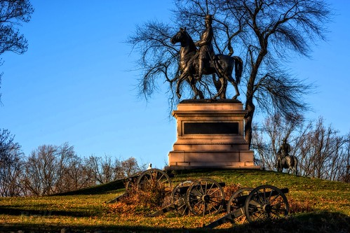 Major General Winfield S. Hancock Monument