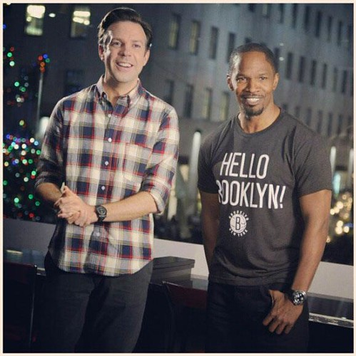 Jamie Foxx Hello Brooklyn Shirt on Saturday Night Live