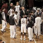Brooklyn Nets Head Coach Jason Kidd And Team