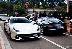 2x Ferrari F12 Berlinetta
