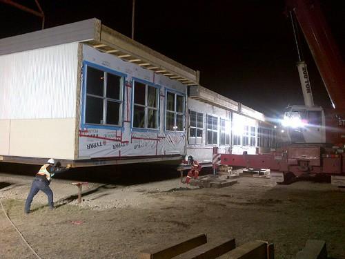 Flood Recovery - Modular Classrooms
