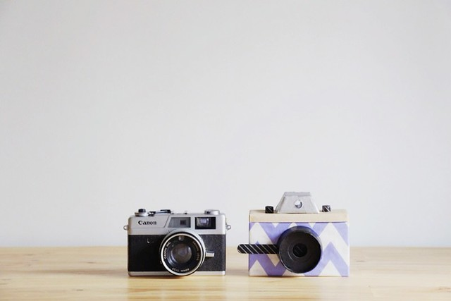 Morrie & Oslo + Gudily: Pinhole Camera