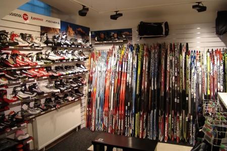 LBS SPORT - speciálka na běžecké lyžování