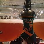ベルギービール大好き!!セント・ベルナルデュス・トリプルSt Bernardus Tripel @ベルオーブ六本木