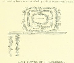 """British Library digitised image from page 163 of """"Holderness and Hullshire Historic Gleanings, a portfolio of pictures, poetry and prose"""""""