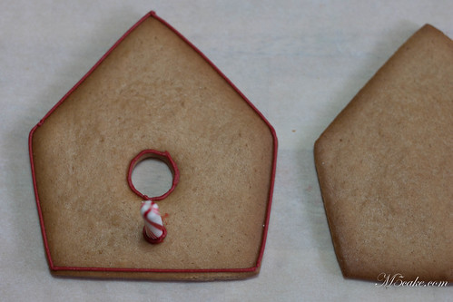 Birdhouse Cardinals m5cake.com