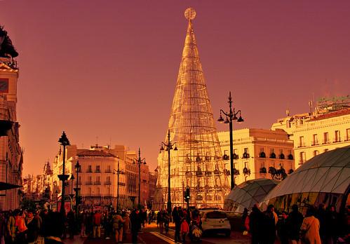 MADRID NAVIDAD 2013 -PUERTA DEL SOL 8537-