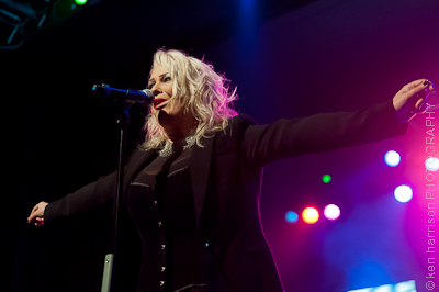 Kim Wilde's Christmas Party featuring Nik Kershaw