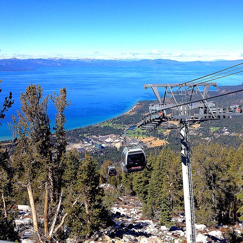 September- South Lake Tahoe