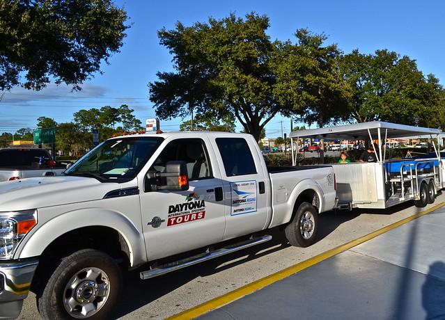 Daytona Racing tour