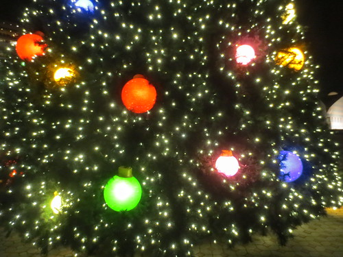 Lights and light up ornaments