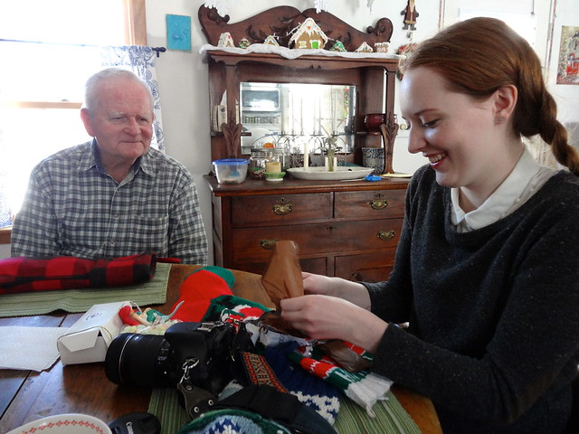 stocking surprises