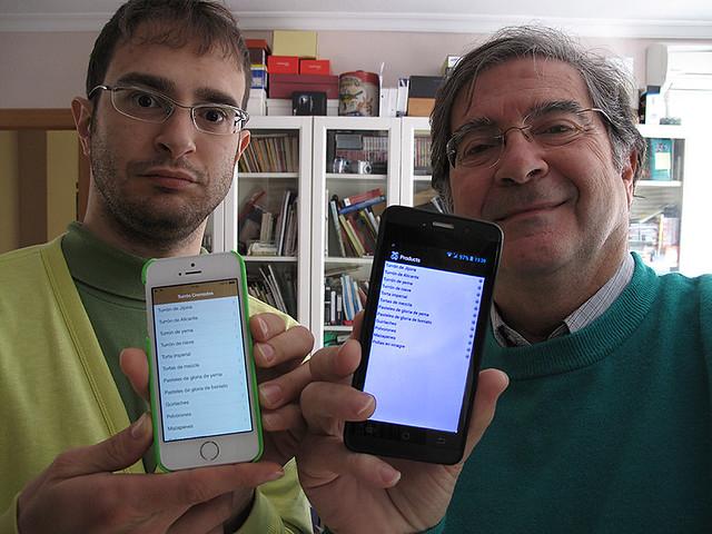 Turrón Cremades app