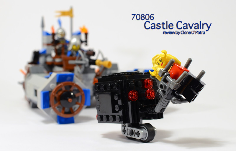 Review 70806 Castle Cavalry Special Lego Themes Eurobricks Forums