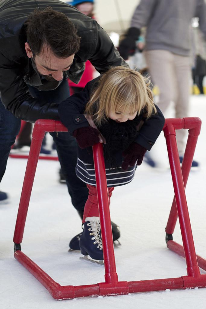 ice skating #augustynenchristmas2013