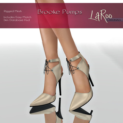 (LaRoo) Brooke Pumps