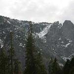 Opposite Yosemite Falls